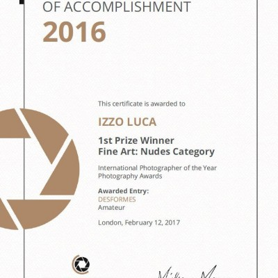 ipoty certificate 2016